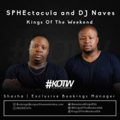 SPHEctacula X DJ Naves - KOTWClassic House Mix Oct 2019